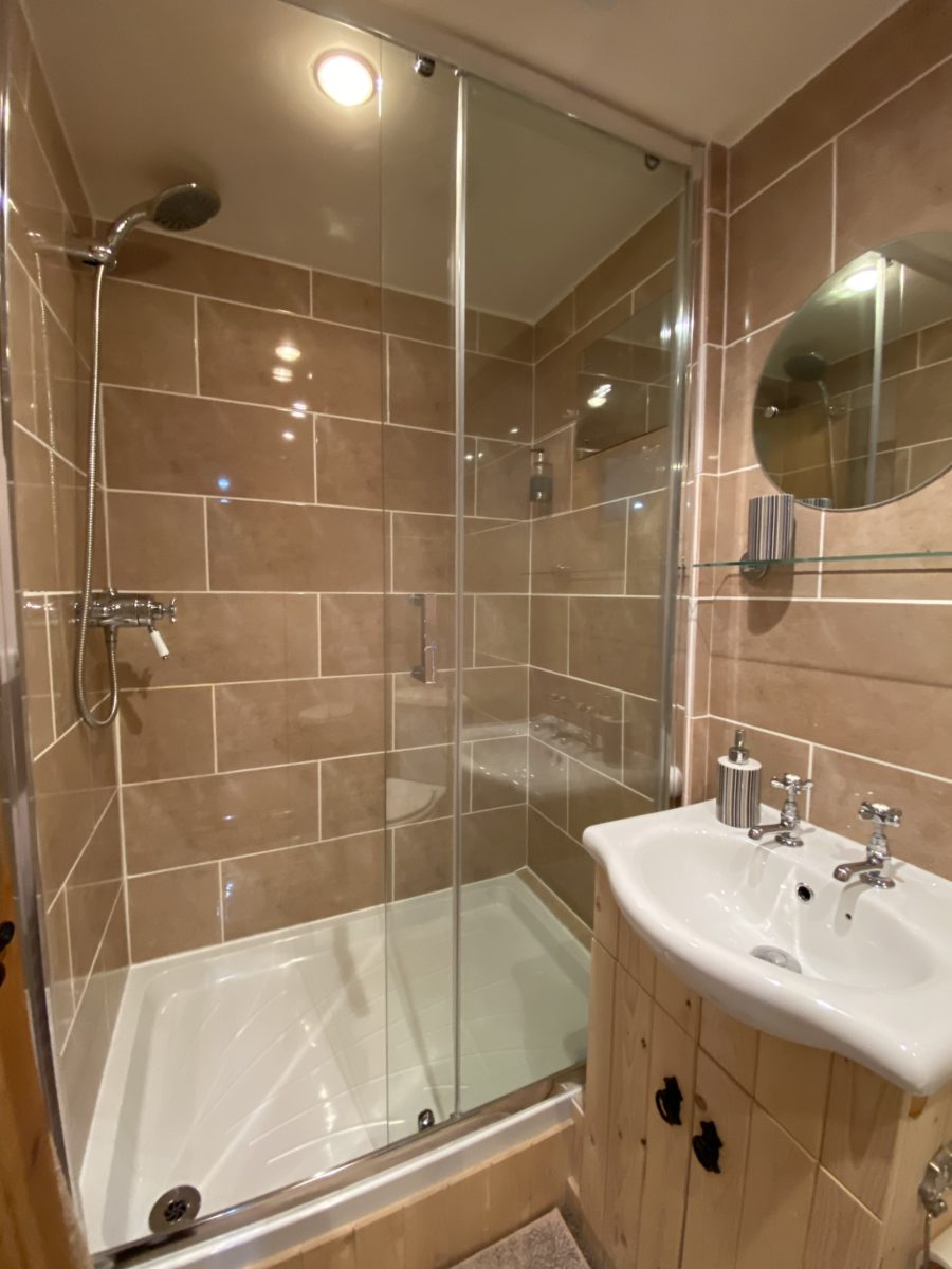 Chatsworth double room Manor farm